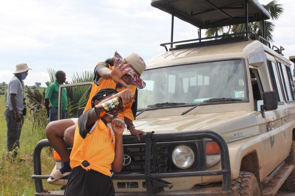 Maiden Winners of Nile Special's 'My Uganda My Nile Campaign' Enjoy Treat at Chobe Game Lodge 2 MUGIBSON WRITES