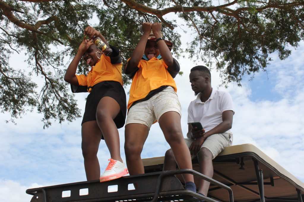 Maiden Winners of Nile Special's 'My Uganda My Nile Campaign' Enjoy Treat at Chobe Game Lodge 3 MUGIBSON WRITES